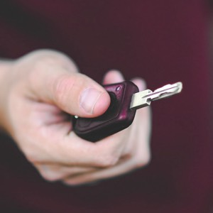 Strata kľúčov